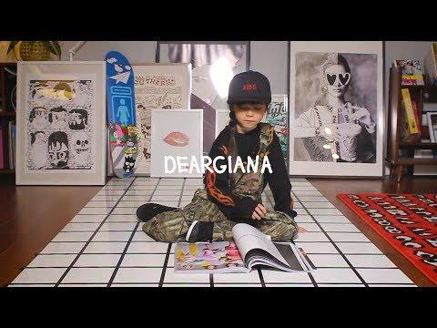 DEARGIANA NYC Debut Art Show