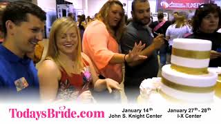 Today's Bride Wedding Shows January 2018