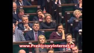 Piotr Kaleta konkretnie zaorał klaunów z Nowoczesnej :D