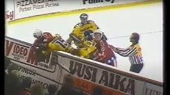 Ässät-Lukko 31.10. 1987 - (lähes) kokonainen ottelu