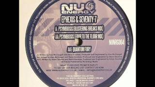 Ephexis & Seventy-7 - Psymbiosis (Blistering Breaks Mix)