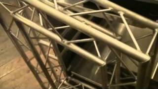 Litestructures  DJ Console Video 1