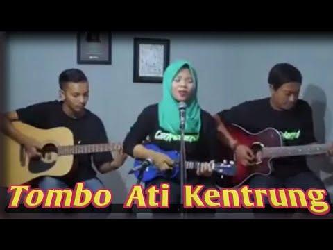 TOMBO ATI (Cover) Versi Kroncong Protol....