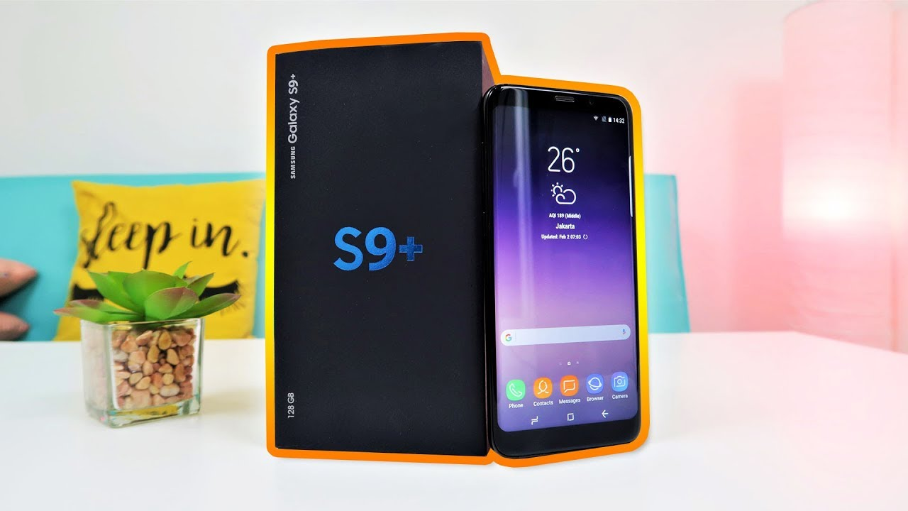 Unboxing Samsung Galaxy S9 Hdc Indonesia Youtube