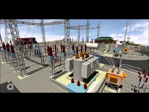 Bentley systems advancing infrastructure doovi for Substation design