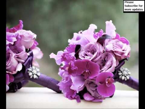Flower Bouquets Purple Purple Flower Arrangements Bouquet