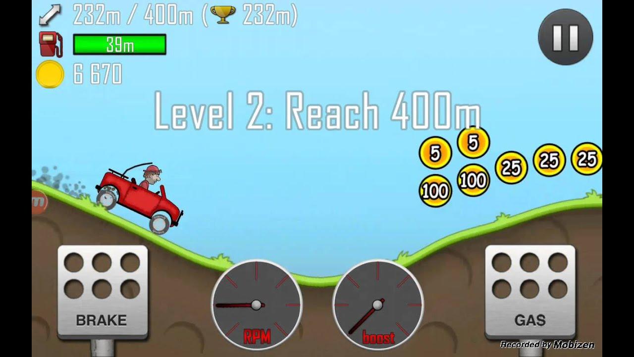 скачать игру hill climb racing на андроид с бесконечными деньгами