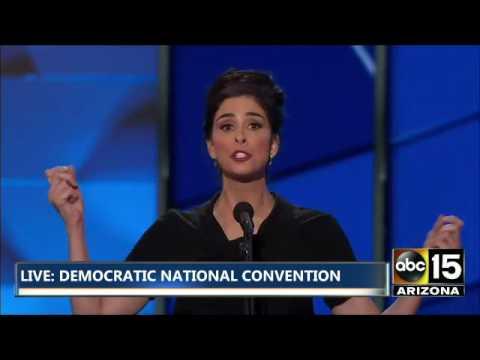 FULL: Sarah Silverman - Democratic National Convention