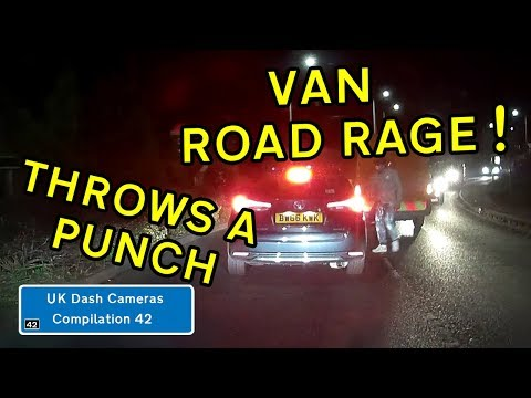 UK Dash Cameras - Compilation 42 - 2019 Bad Drivers, Crashes + Close Calls