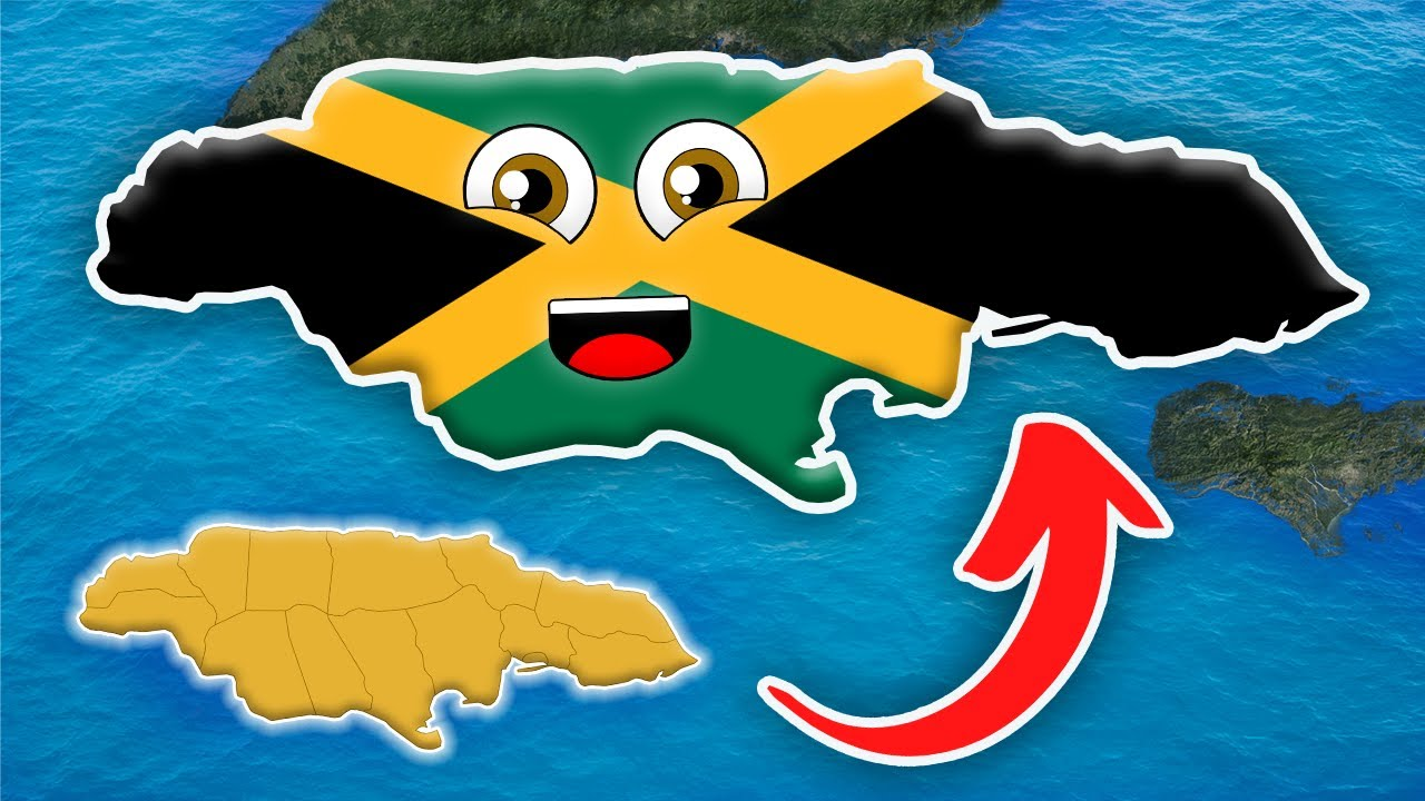 Jamaica Geography/Jamaica Island/Jamaica Country
