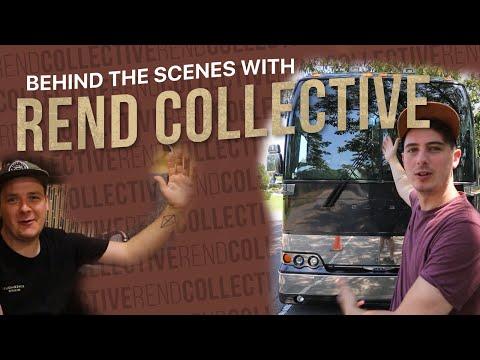 Rend Collective - TOUR BUS *Cribs Edition*
