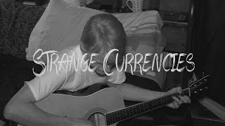 R.E.M - Strange Currencies | Cover by Chris Carey