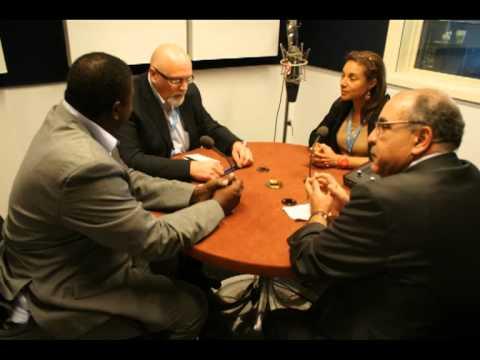 """Réveil-FM: """"En toute liberté"""" de Freddy Mulongo, studio United Nations !"""