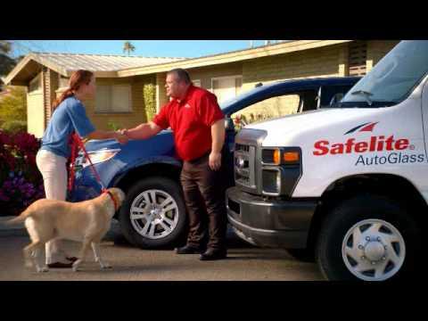 Technician Ryan Explains How Safelite, An Auto Glass Company, Comes to You