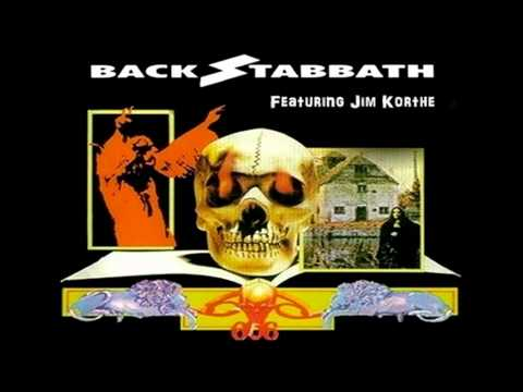 Back Stabbath featuring Jim Korthe - Electric Funeral