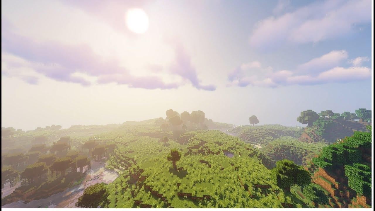 Minecraft光影下載   Minecraft最新版1.14.4 超簡單光影模組安裝教學-How to install minecraft 1.14.4 shaders mod - YouTube