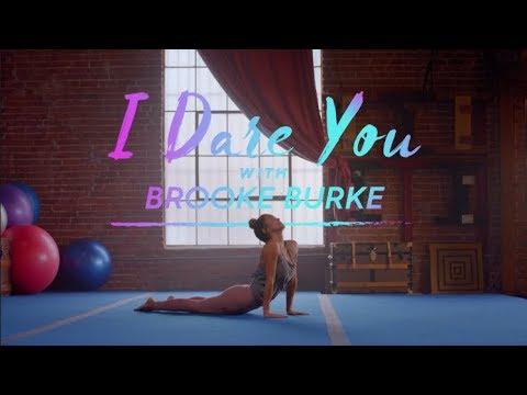 Brooke Burke  I Dare You  Cirque Du Soleil Performance  TV Land