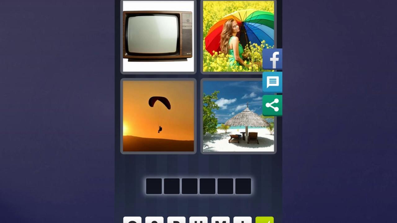 Lösung 4 Bilder Rätsel