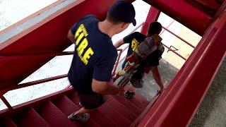 Columbia Fire Department Fitness Challenge