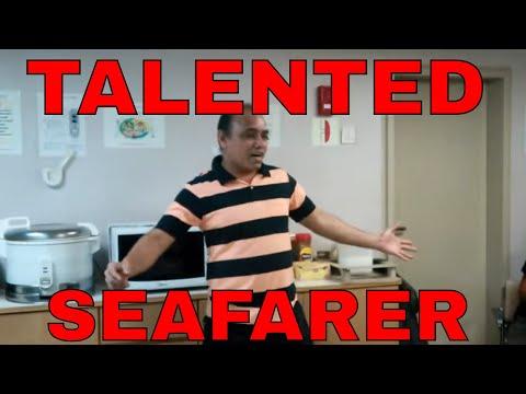 SEAFARERS TALENT!!! FUN , MASTI !!! VLOG