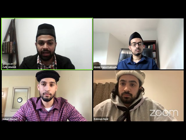 Friday Sermon Discussion 21st May 2021: 'Rightly Guided Caliphs – Hazrat Umar (ra)'