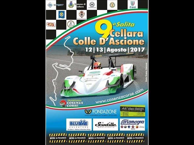 9° Salita Cellara   Colle D'Ascione HD VideoSportAM