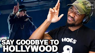 YALL ALMOST MADE EMINEM QUIT! - SAY GOODBYE TO HOLLYWOOD - I'M GLAD HE DIDN'T SHEESH!