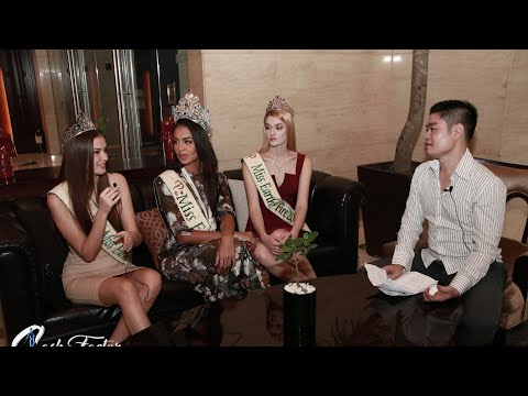 SF EXCLUSIVE | Facebook Live Chat With The #MissEarth2019 Winners