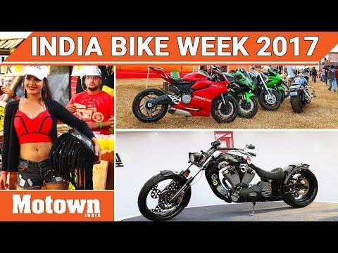 India Bike Week 2017 held in Goa