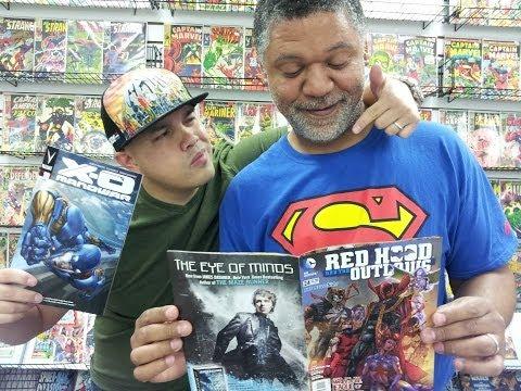 Flashback Comics - New Release Wednesday, October 16 2013