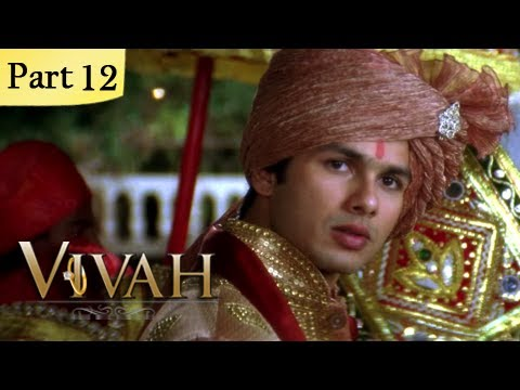 Vivah Hindi Movie Part 1214 Shahid Kapoor Amrita Rao Romantic Bollywood Family Drama Movie