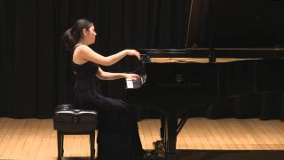 Soyoung Choe Chopin Preludes Op.28 (in HD filmed by Simon)