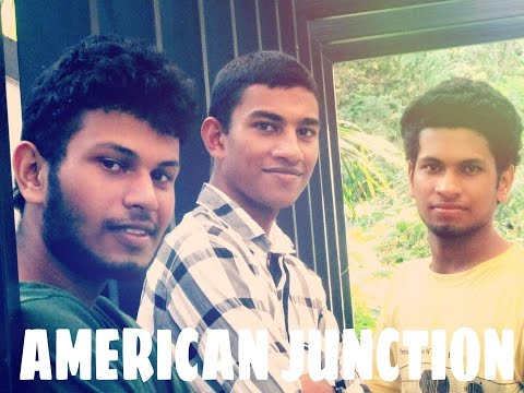 Hridayathin niramay (100 days of love) -Cover by American Junction