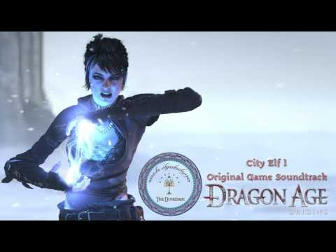 Dragon Age™: Origins - OST - City Elf 1 - 1080p HD