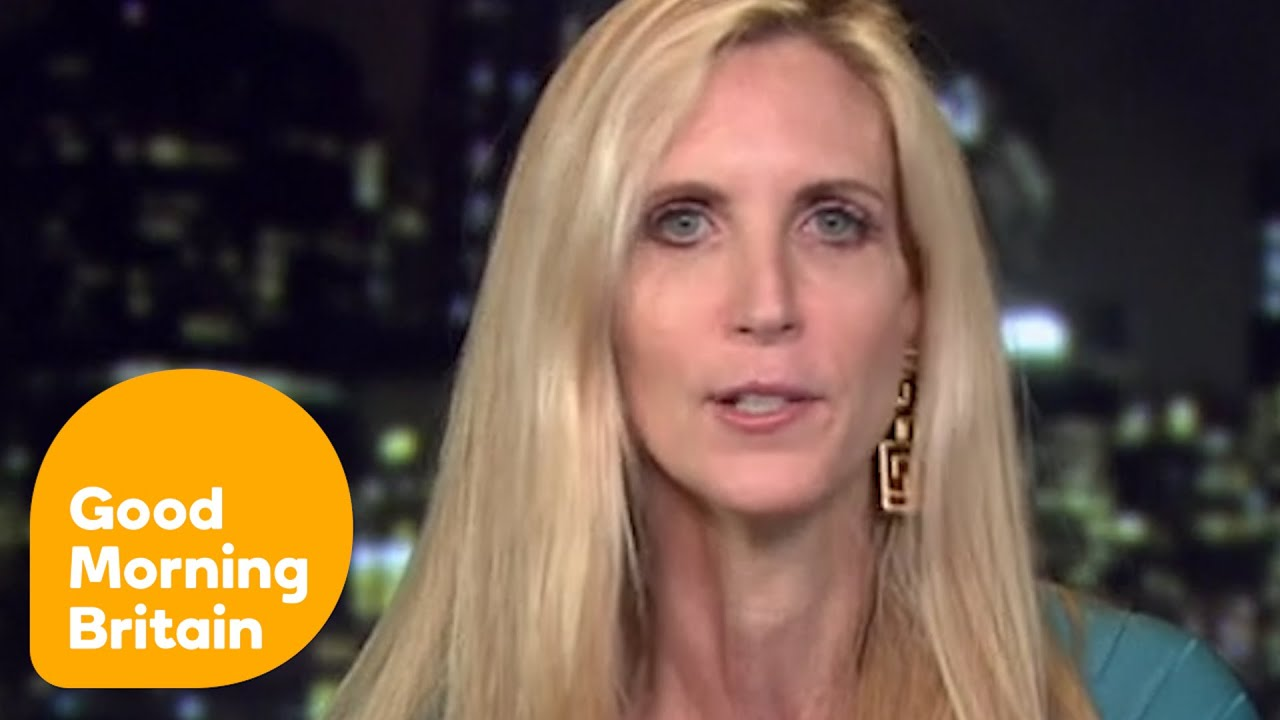 coulters muslim Firebrand conservative ann coulter's lecture at a canadian college was cancelled tuesday night over fears students would riot over racist remarks she made to muslims.