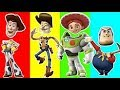 Learn Colors With Toy Story - Learning Colors Animation For Baby Children Toddler video