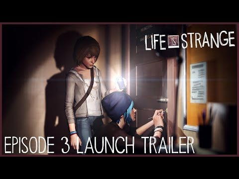 Life is Strange Episode 3 Launch Trailer (ESRB)