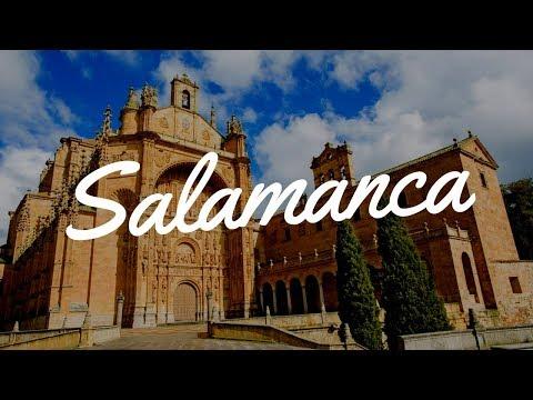 Mi ciudad favorita de España: Salamanca