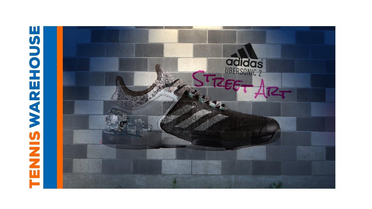 adidas Adizero Ubersonic 2 Street Art. Tennis Warehouse ebce7cc4f