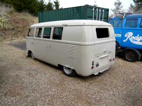 vw bus air ride self levelling youtube. Black Bedroom Furniture Sets. Home Design Ideas