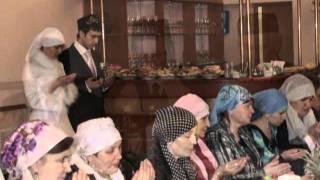 Татарская свадьба: Эльдар и Гульсум