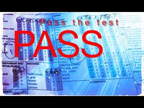 How To Pass DMV Written Test In 2019 California Working