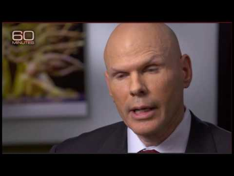Peter Vincent on 60 Minutes Discussing Passports, Global Security and Terrorism
