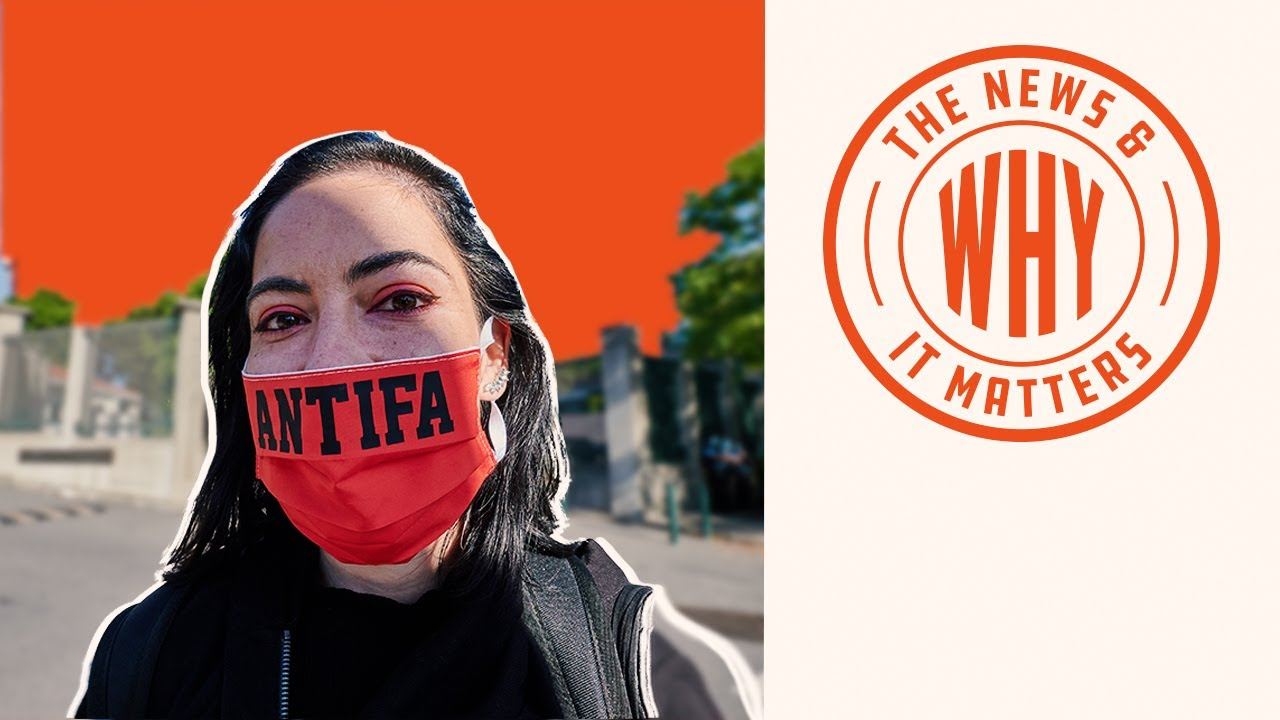 WHERE Are the Arrests for ANTIFA's Role in Riots? | The News & Why It Matters | Ep 551