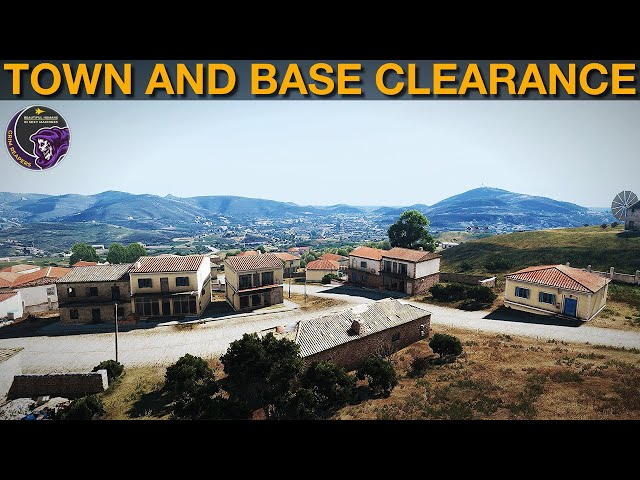 Specter Campaign: DAY 19 Exciting Town & Base Clearance | Arma 3