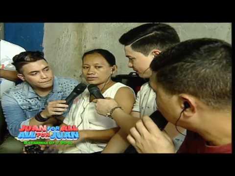 Juan For All, All For Juan Sugod Bahay   November 16, 2016