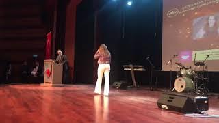 Miray Daner ve Boran Kuzum birlikte ödül alıyor