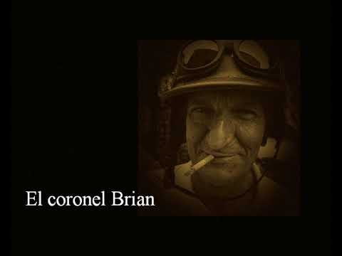 (El coronel Brian).MARCÚS JGR creative music composition.