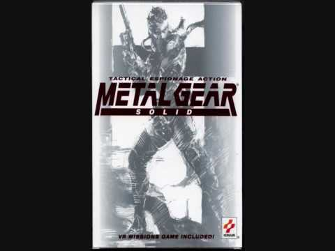 Metal Gear Solid - Enclosure (Meryl's Death) (The Pistol's Whip Remix)