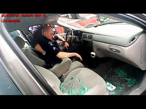 Aurora Officer Found Drunk and Unresponsive On Duty Not Charged, Still Employed